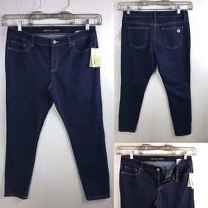 Michael Kors Skinny Jeans Womens Size 10 32X29